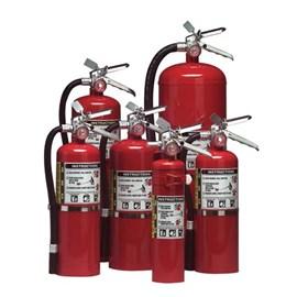Halotron I Extinguisher