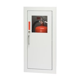 Cabinets for up to 20 Lbs ABC Fire Extinguisher [27 H x 12 W inches]