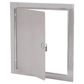 Non-Fire-Rated Flush Access Panel for All Surfaces - Stainless Steel