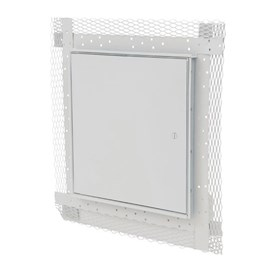 Non-Fire-Rated Flush Metal Lath Access Door for Plastered Surfaces