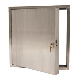 Fire Rated Access Panels for All Ceiling Surfaces - Stainless Steel